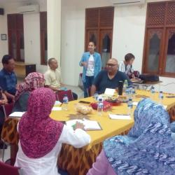 Pelatihan Tourism Development Network